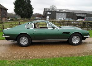 1980 Aston Martin, Series IV, Oscar India