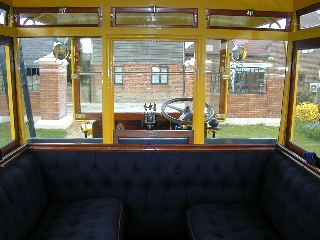 1909 CommerCar Estate Bus