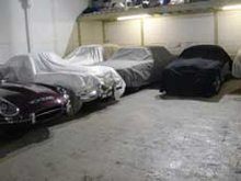 Dehumidified Classic Car Storage