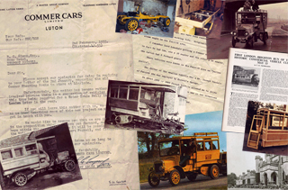 CommerCar History